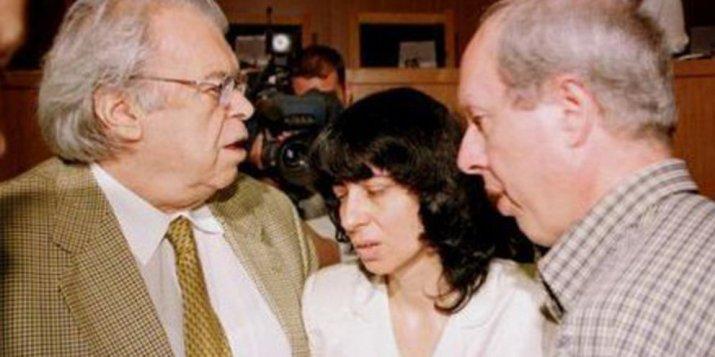 Ελεύθερη η Κάτια Γιαννακοπούλου - Συγκλόνισε το 1997 όταν πυροβόλησε οκτώ φορές τον αρχιμανδρίτη Ανθιμο Ελευθεριάδη   ΕΛΛΑΔΑ   iefimerida.gr