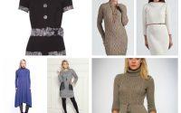 rochii din tricot