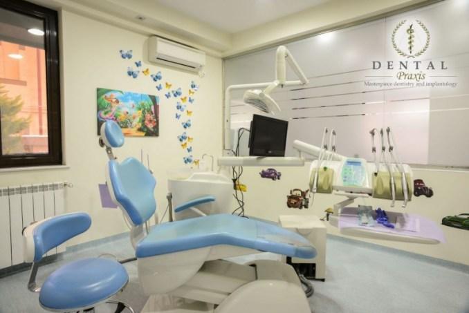 clinica stomatologică implant dentar Dental Praxis