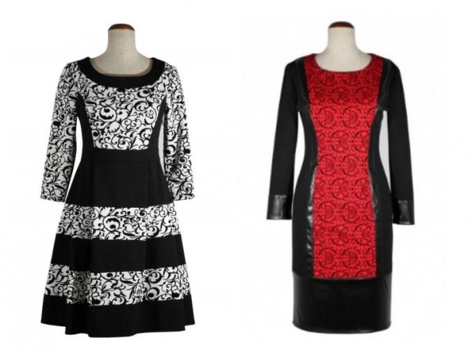 rochii de toamnă produse în România