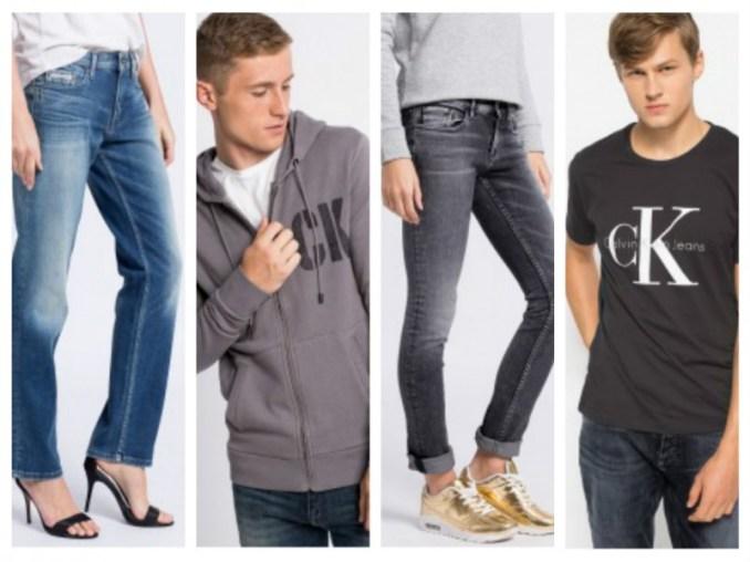 haine calvin Klein pentru femei si barbati