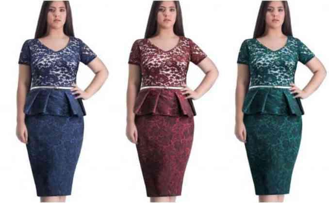 rochii peplum masuri XXXl, 4XL, 5XL