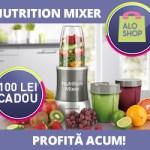oferta reducere blender nutrition mixer