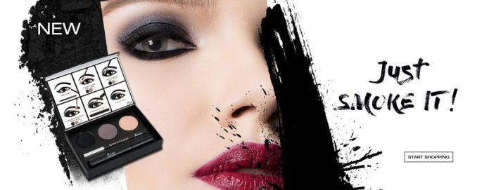 paleta melkior Smokey Eyes