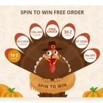 spin to win free order