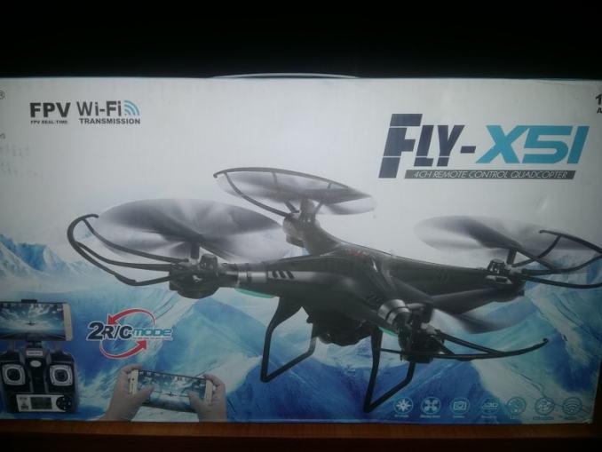 dronă ieftină
