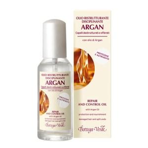 ulei de argan restructurant pentru părul fragil