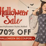 rosegal halloween sales