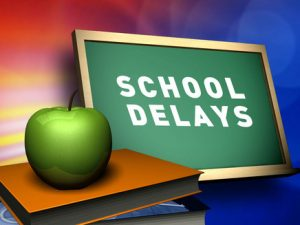 school-delay