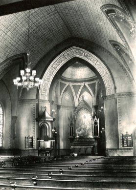 Church - Early Picture