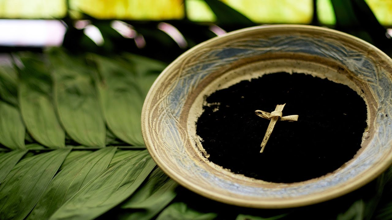 How to Impose Palm Ashes on Ash Wednesday