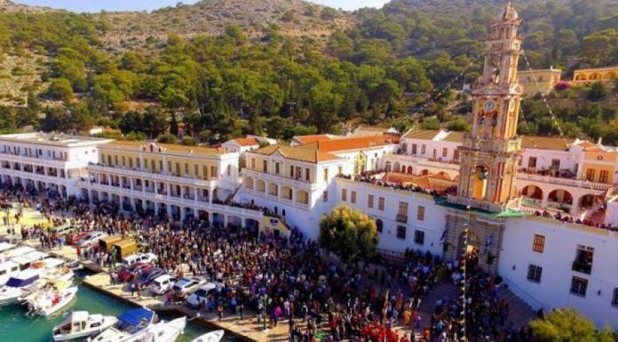 Πάνω από 145.000 πιστοί επισκέφθηκαν φέτος τον Πανορμίτη στη Σύμη    iEllada.gr
