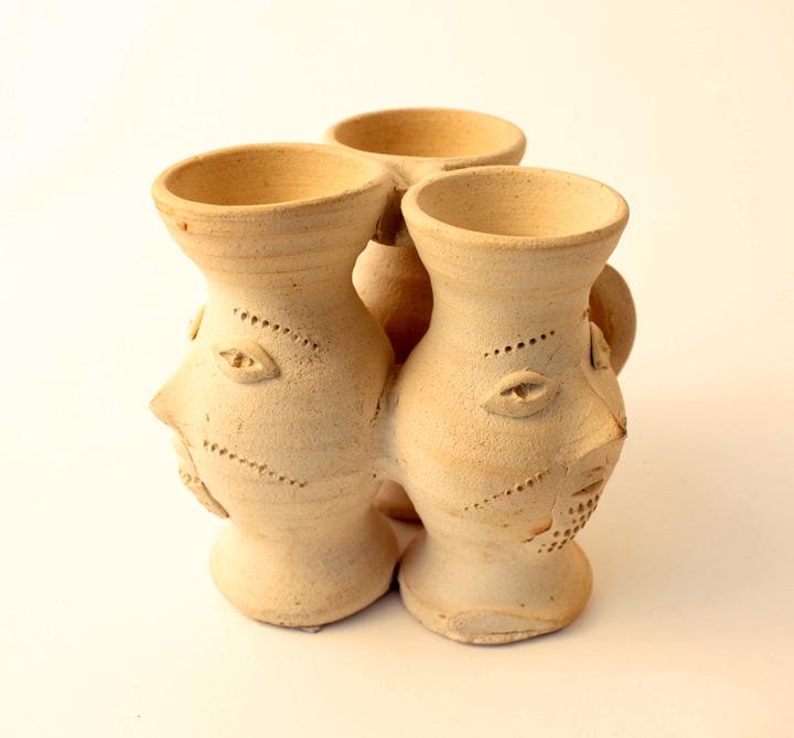 fuddling cup tudor replica