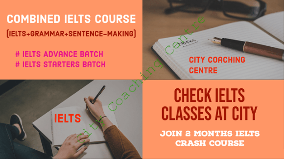 Join City IELTS