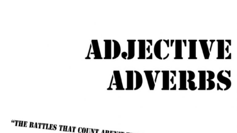 ADJECTIVE-ADVERB
