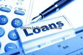 Writting task 2 with answer loans