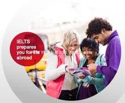 You have a friend who lives in a city abroad. You have decided that you would like IELTS EXAM