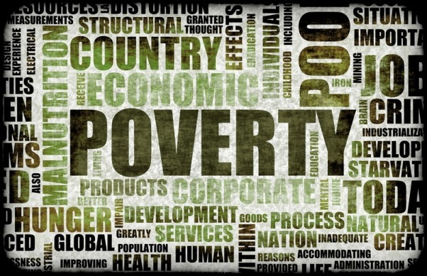 Some people say that industrial growth is necessary to solve poverty ielts exam