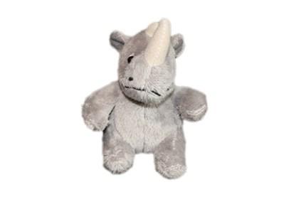 Knuffel sleutelhanger neushoorn