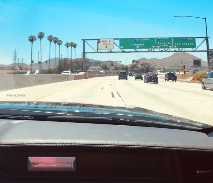 Ultimate Guide To Planning A Road Trip. Mustand. Los Angeles