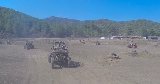 Quad bikes and Dune buggy in marmaris. Quad bike tours.