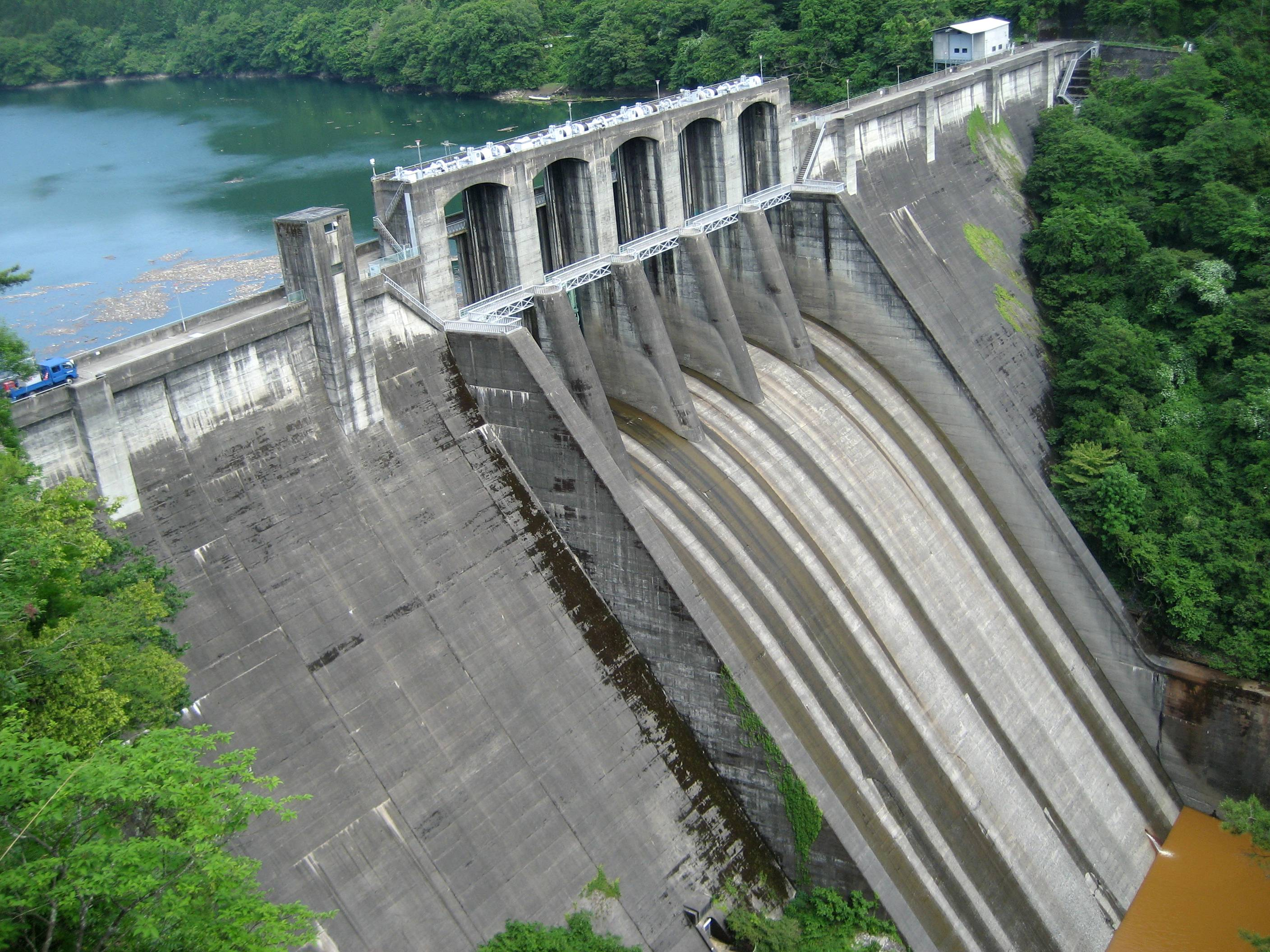 Eia The World S Nine Largest Operating Power Plants Are Hydroelectric Facilities