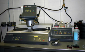 Metallography Semi-Automatic Polishing Equipment