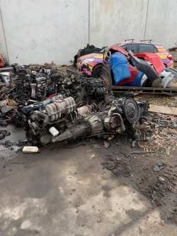 Contamination from Car Scrapping