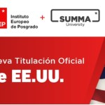 NOVEDAD Doble Titulación Oficial de EEUU: IEP + SUMMA UNIVERSITY