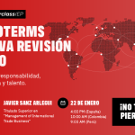 Masterclass: INCOTERMS nueva revisión 2020