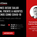 Masterclass: Salud Laboral frente al COVID-19