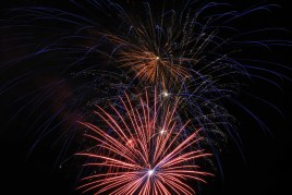 Photographing Fireworks — July 4
