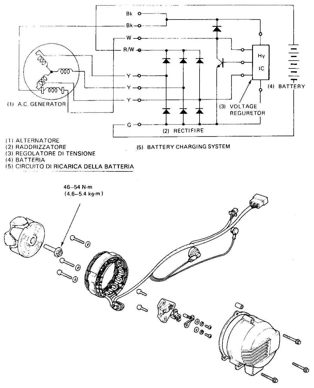 Honda CBX 400-550 F Technical Page