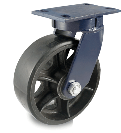 specialty casters at industrial