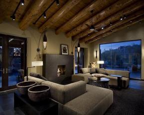 「night indirect lighting living room」の画像検索結果