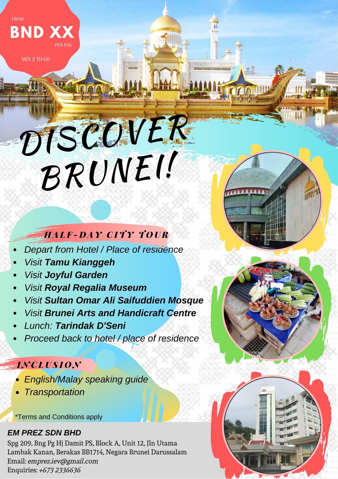 Travel Tour Indera En Voy Transportation