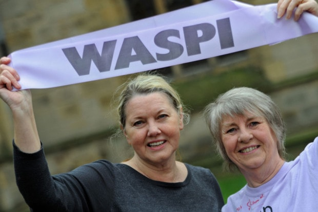 WASPI Women Plan Legal Sting In Pension Row