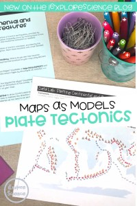 Maps Can Be Models, Too: Exploring Plate Tectonics