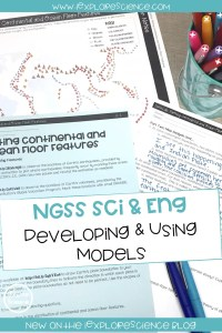NGSS Modeling Is Not An Art Project