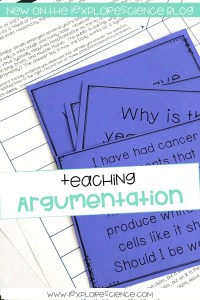 Tools To Support Engaging In Argument From Evidence
