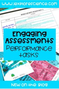 Engaging NGSS Assessments: The Performance Task Model