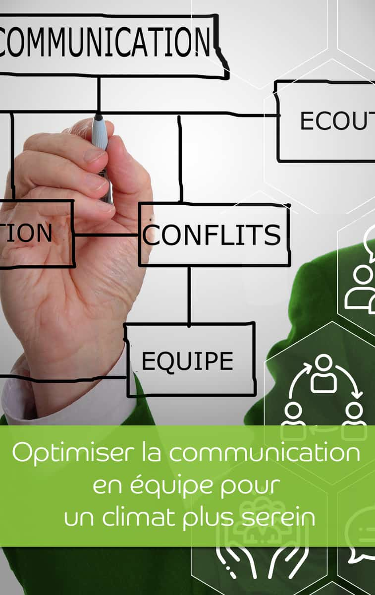 Optimiser la communication en équipe pour un climat plus serein vert
