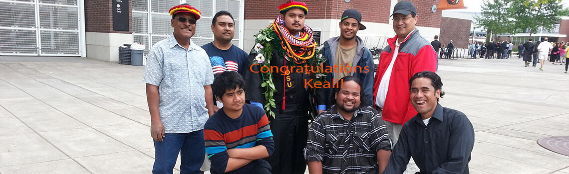 Congratulations Kealii Wichimai – We are so proud of you! Beavers all the way!