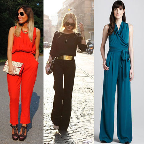 4 Ways To Wear Jumpsuits