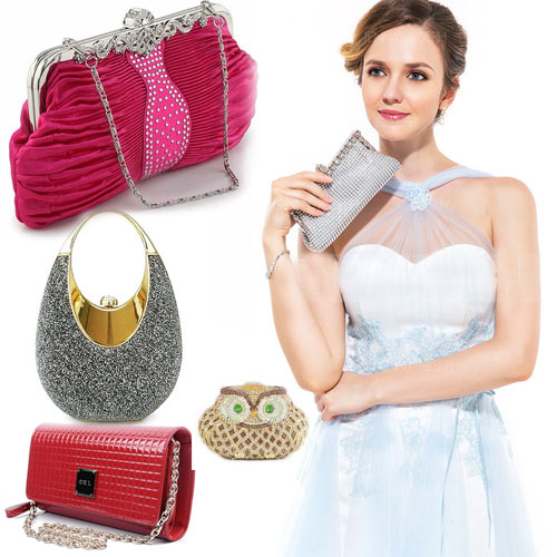 Attractive Clutches for women