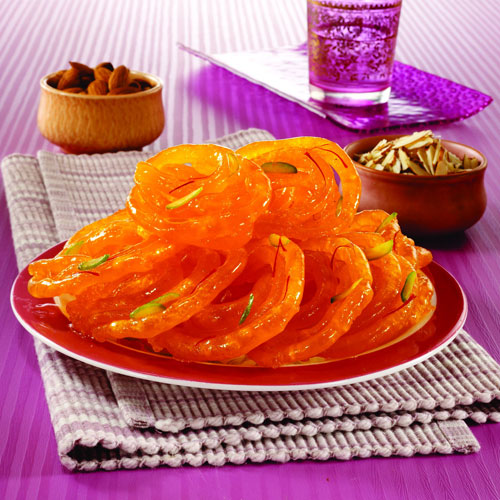 Easy to made delicious Jalebi
