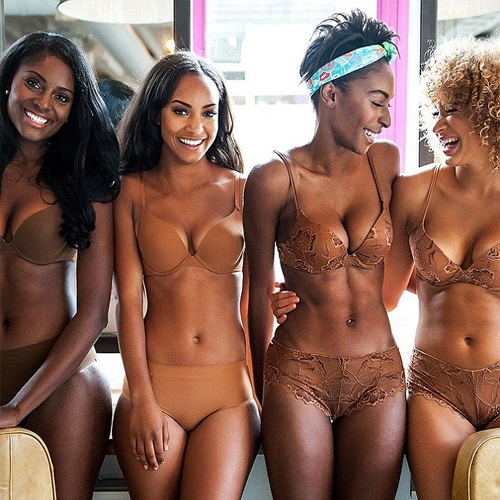 Natural Coloured Bras For Darker Skin!