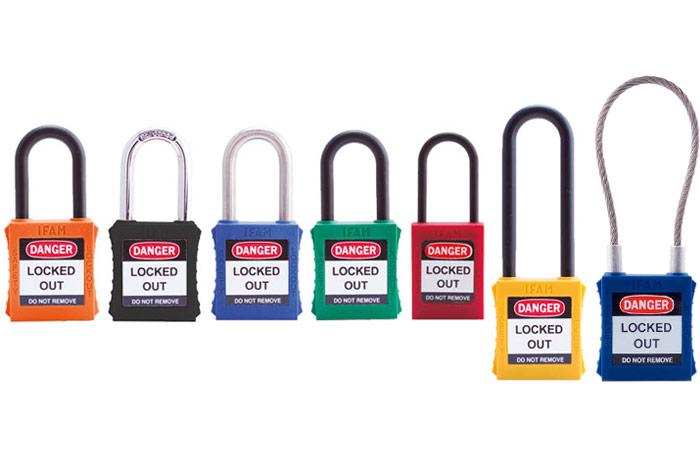 SF40 LOTO padlocks  IFAM