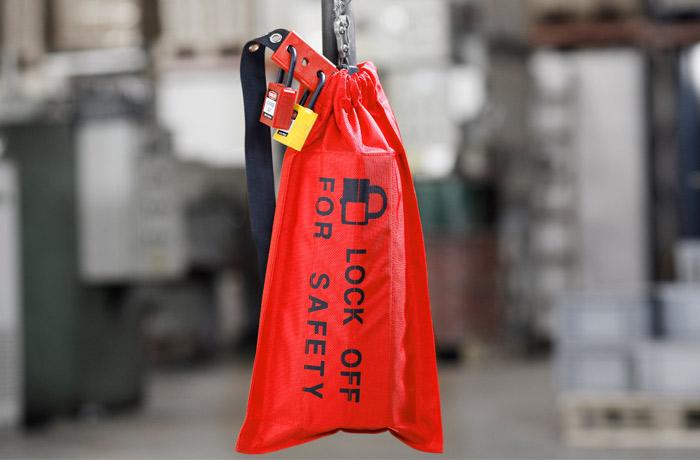 Lockout bag  IFAM