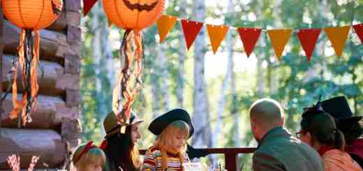 Halloween Craft Ideas with Kids